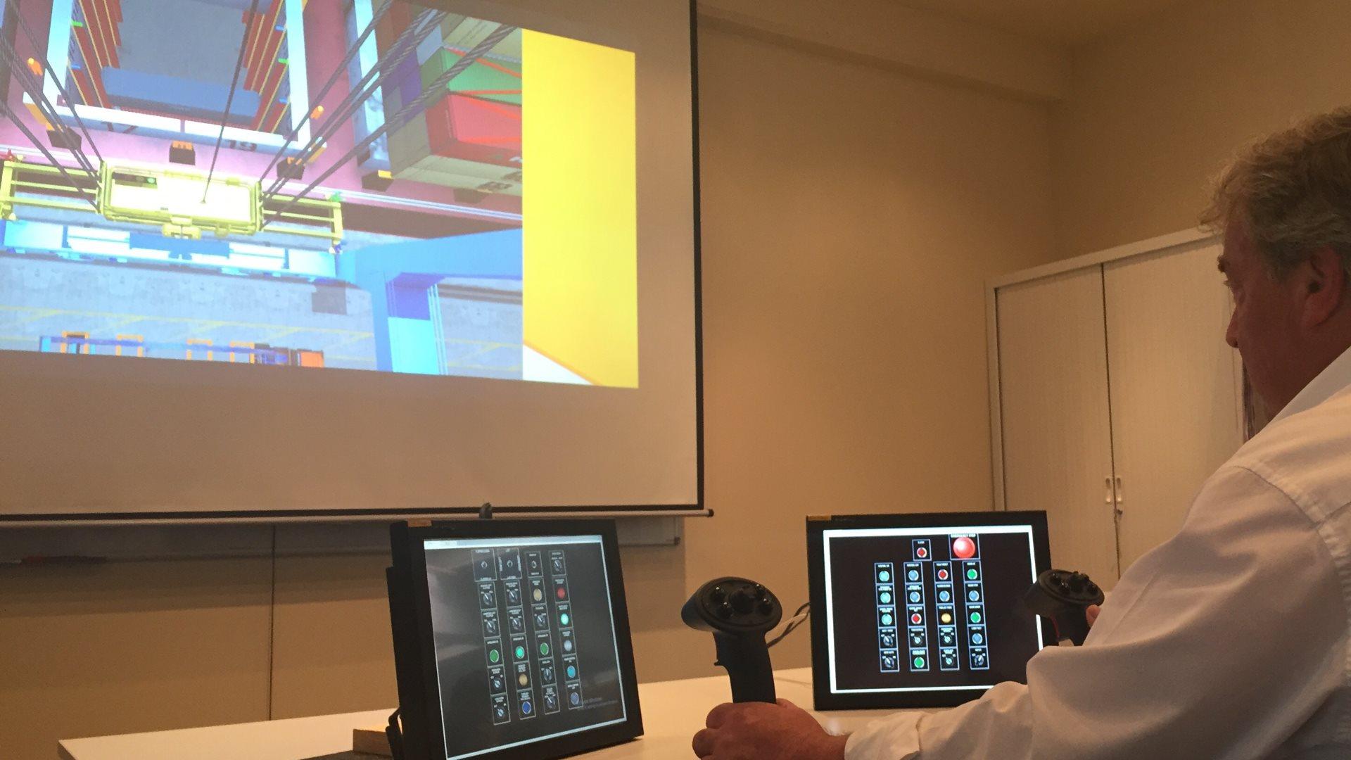 Global Port Simulator
