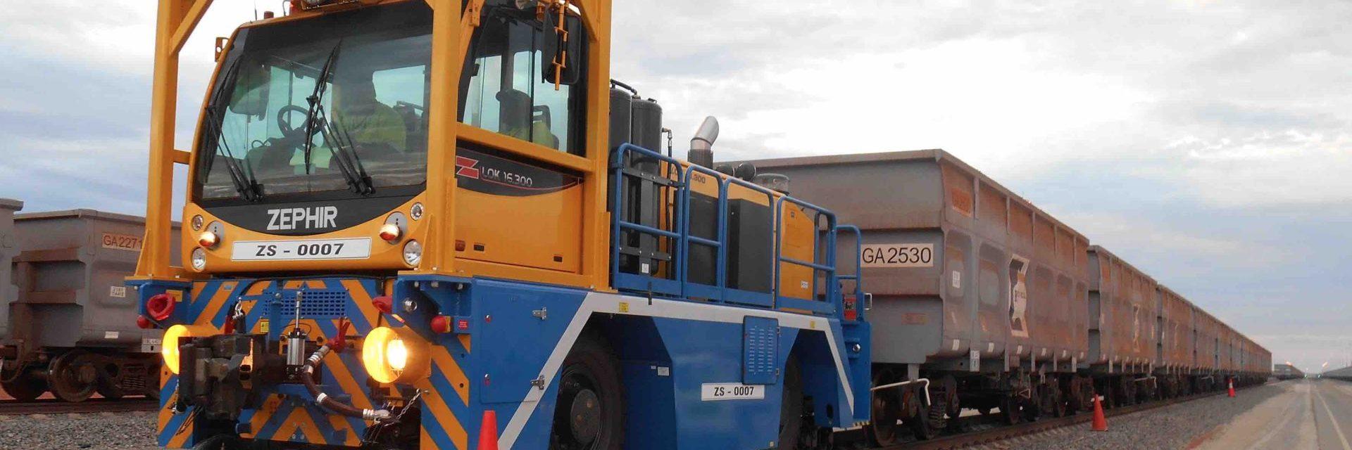 Road-Rail Tractors