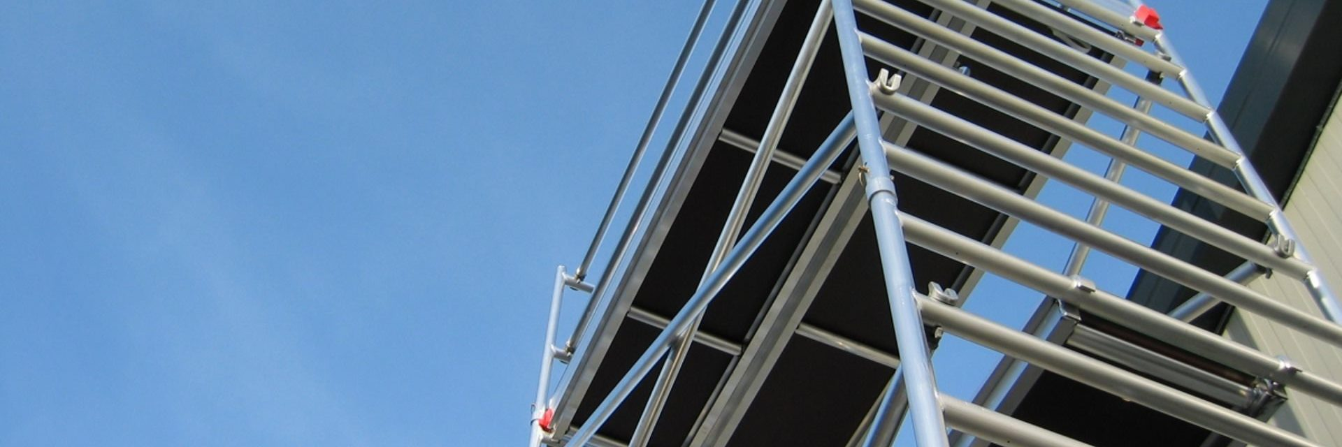 Rolling scaffolding