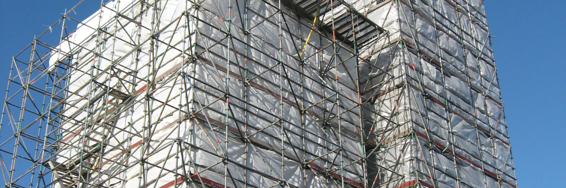 Scaffolding: user, construction and inspection
