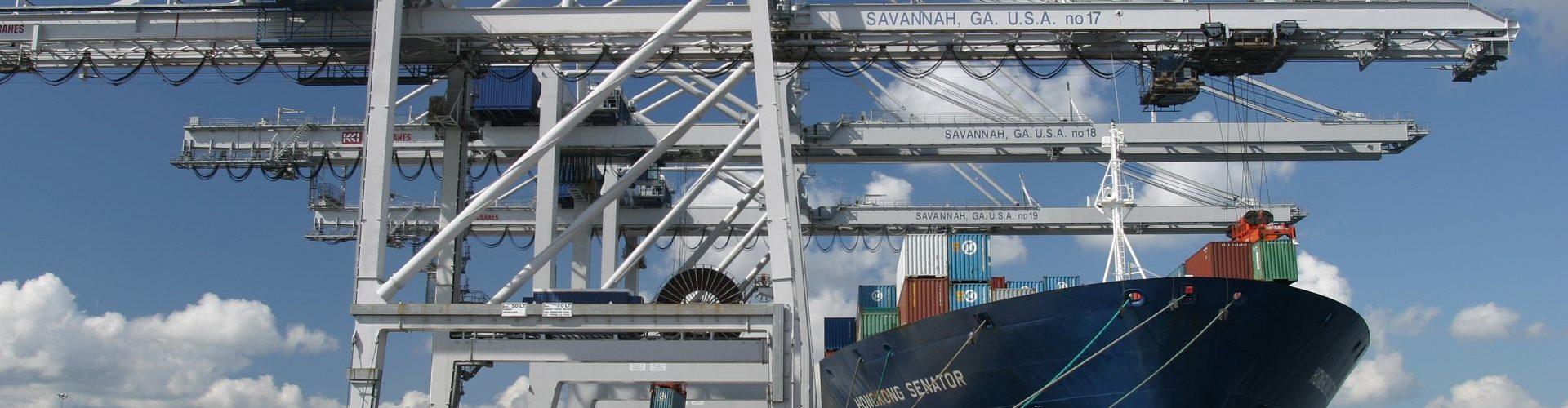 Ship to Shore crane (STS)